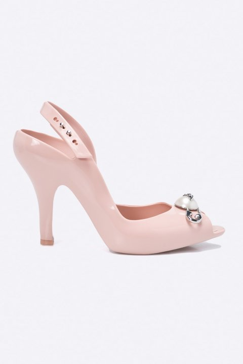 Melissa - Sandály Rosa anglomania by Vivienne Westwood